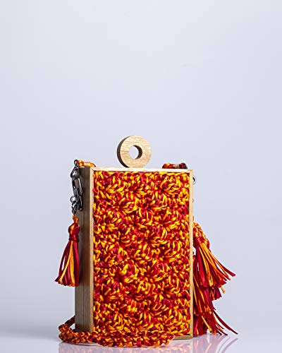 Bolsa Vertical Revela (Multicolor Orangine)