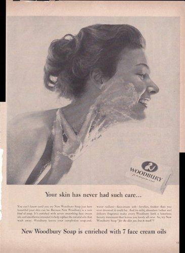 Face Cream Advertisement - 3