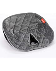 Diono baby Ultra Dry Seat, Child Car Seat Pad with Waterproof Liner, Potty Training Seat Pads for Infants Baby and Toddlers, Grey, 1.0 Pound