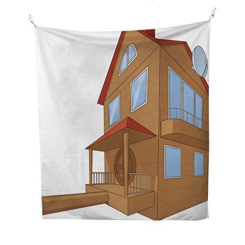 (25 Home Decor Tye dye Tapestries Bird House Deluxe 2 Greatful Dead Tapestries 70W x 84L)