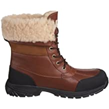 UGG Men's Butte Boots - Crimson 8