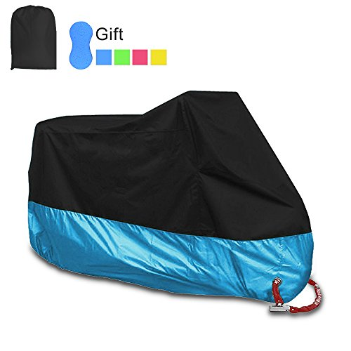 Extra Large Motorcycle Cover - 5