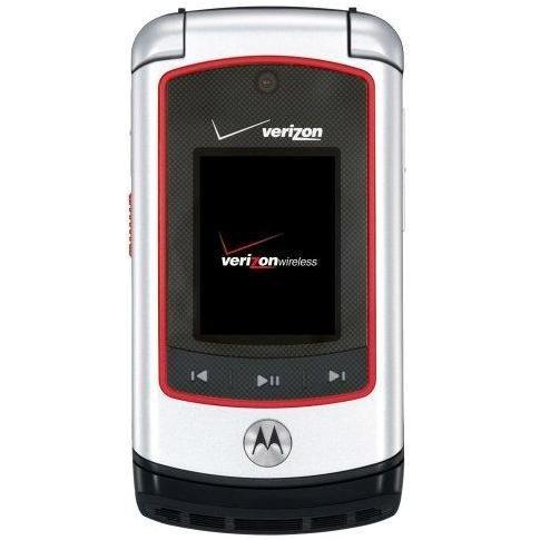 Motorola Adventure V750 No Contract Verizon Cell Phone