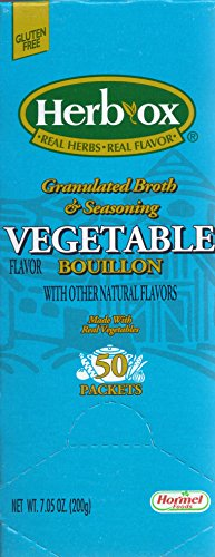 Vegetable Bouillons