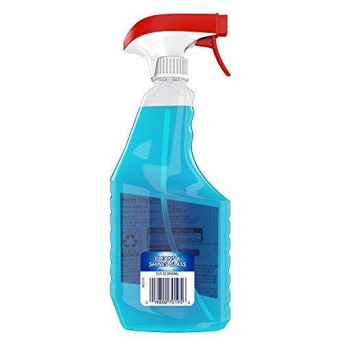Review Windex Original Glass Cleaner