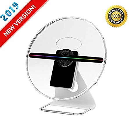 Y-only Proyector Holográfico 3D proyector Holograma 3D Proyector ...