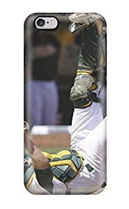 ZarqZVm361eGPSp Anti-scratch Case Cover DanRobertse Protective Oakland Athletics Case For Iphone 6 Plus
