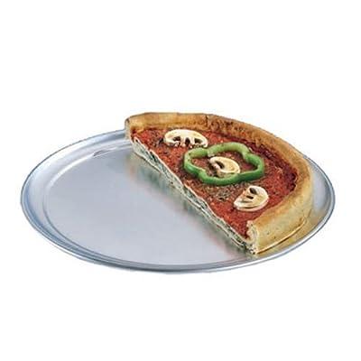 Clipper Aluminum Round Pizza Pan