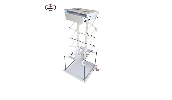 Newtry 70 cm proyector Soporte para Motor/eléctrico de Techo ...