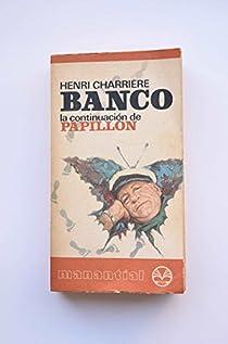 Banco par Henri Charrière