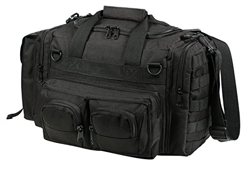 Rothco Concealed Carry Bag, Black (Law Enforcement Bags)