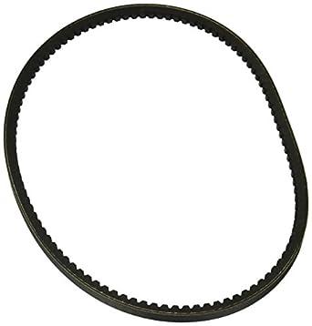 Bestorq 5vx475 Rubber V Belt Raw Edgecogged Black 47 50 Length