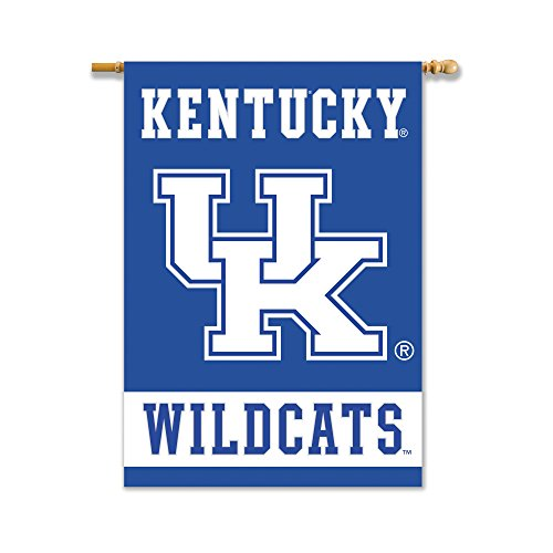 NCAA Kentucky Wildcats 2-Sided 28-by-40