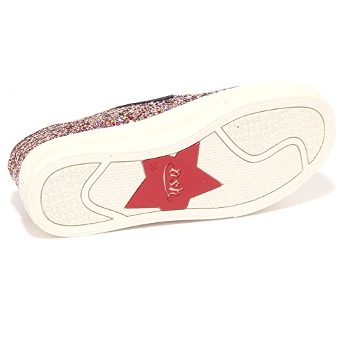 9025P on sneaker woman ASH JUNGLE donna BIS multicolor sleep shoe Multicolor rrPxZqwf