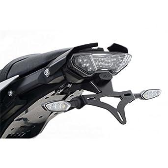 100% top quality pre order wide varieties 443534 - Support De Plaque R&G Racing Noir Yamaha Mt-10
