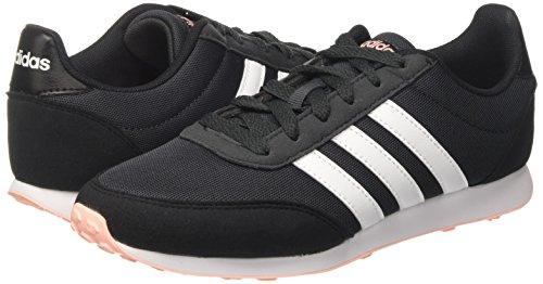 Gris De Running 2 Adidas core 0 Black 0 Coral haze V carbon Chaussures Racer Femme YSX8wS
