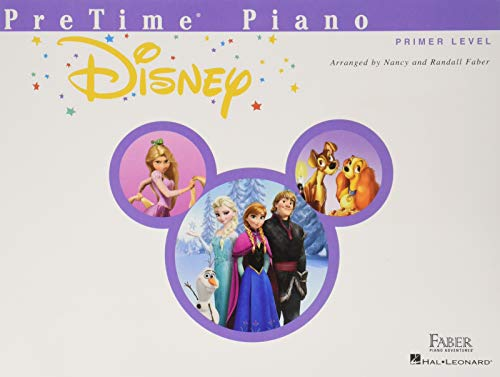 PreTime  Piano Disney: Primer Level ()