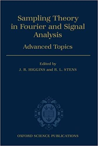 Sampling Theory in Fourier and Signal Analysis: Volume 2: Advanced Topics: Vol 2 (Sampling Series in Fourier Analysis and Signal Theory)