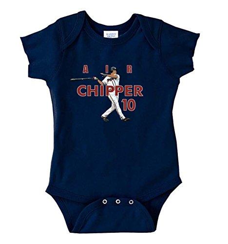 new products 90e92 354f8 Chipper Jones Atlanta Braves Memorabilia, Braves Chipper ...