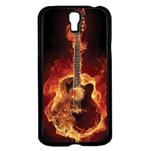 Fire Guitar Hard Snap on Phone Case (Galaxy s4 IV) by supermalls