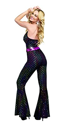 Dreamgirl Women's Disco Doll Costume