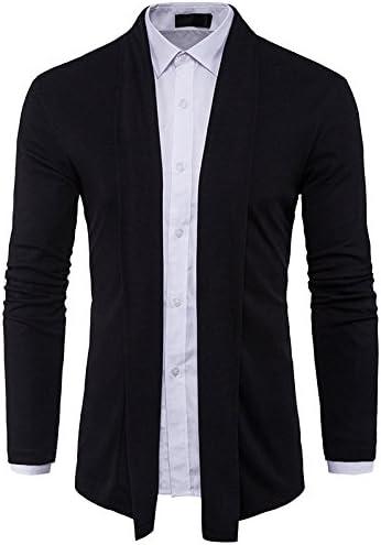 HY-Sweater Camiseta de Manga Larga de Tejido sin Corbata los ...