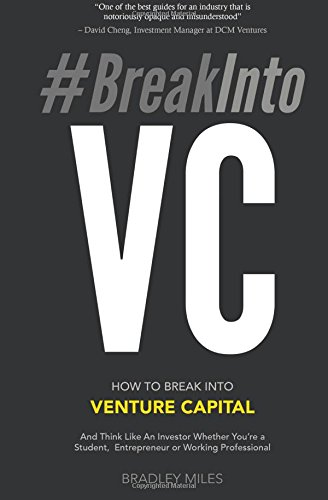 BreakIntoVC Investor Entrepreneur Professional Guidebook product image
