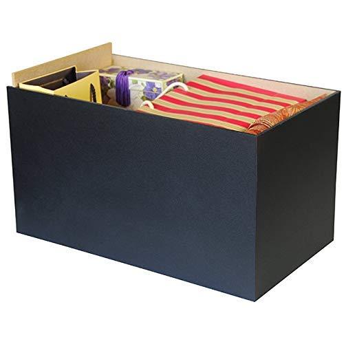 Venture Horizon Project Center Storage Drawers - Set of 3-Black