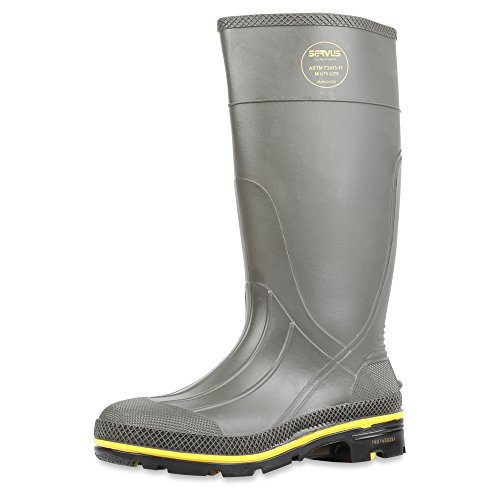 Honeywell Safety 75101-12 Servus Pro Men's Safety Hi Boot, S