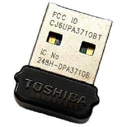 Toshiba Bluetooth USB Adapter - network adapter (PA3710U-1BTM) -