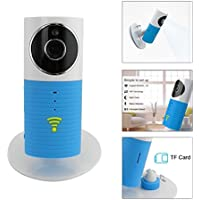 720P HD Smart Wireless Home Security IP Camera with 360 Degrees for Android IOS