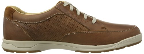 Clarks Stafford Park5 - Zapatos Hombre Marrón