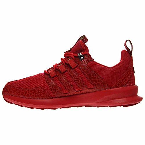 Adidas Man Original Sl Loop Runner # S85682 Röd