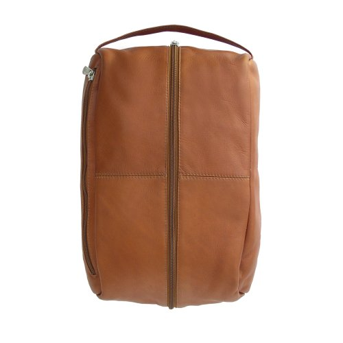 Fur Lined Shoe Bag - 2