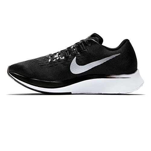 Nike Wmns Zoom Fly, Zapatillas de Running Para Mujer Negro (Black  /  White   /   Anthracite   /   Wolf Grey 001)