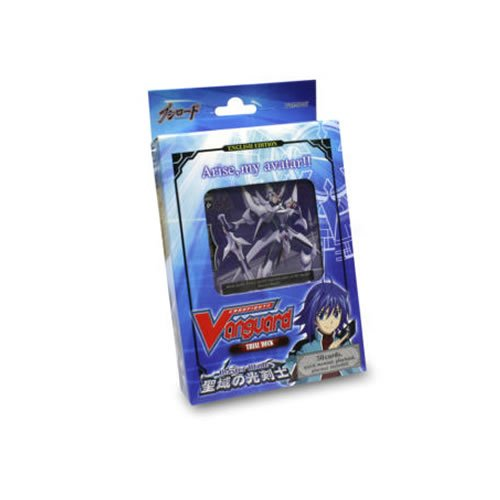 (Bushiroad Cardfight!! Vanguard - Trial Deck - Blaster Blade (English Edition - Starter Theme Deck))