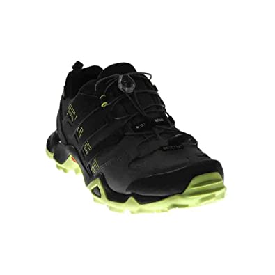 b43fe509e7a40 adidas outdoor Men s Terrex Swift R GTX Black Black Semi Solar Yellow  Hiking Shoes - 10 D(M) US  Amazon.co.uk  Shoes   Bags