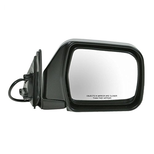 (Chrome Folding Power Side View Mirror Passenger Right RH for 92-95 4Runner)