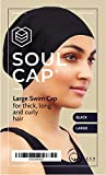 SOUL CAP - Large Swimming Cap for Long Hair