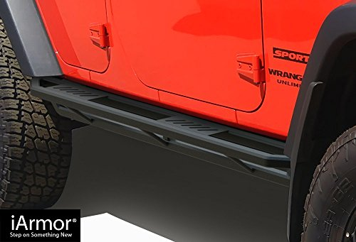 jeep 4 door running boards - 6