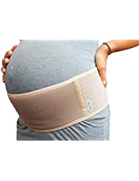 Maternity Belt - Belly Band for Pregnancy Back Support - Breathable