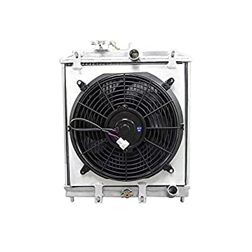Amazon.com: CXRacing Radiator + 12