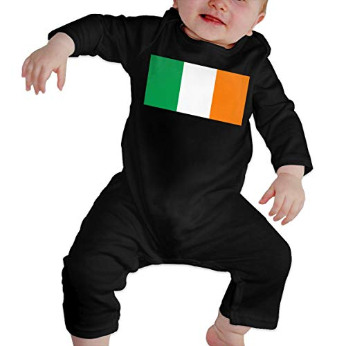 U99oi-9 Long Sleeve Cotton Rompers for Unisex Baby,