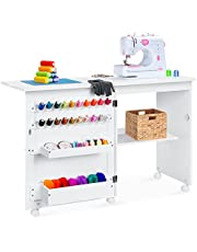 Best Choice Products Folding Sewing Table