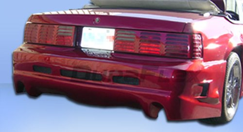 1979-1993 Ford Mustang Duraflex GTX Rear Bumper Cover - 1 Piece ()