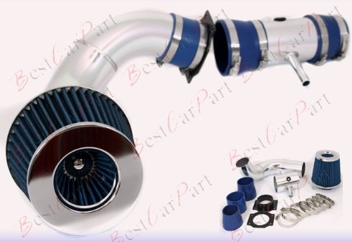 95 96 97 98 99 Nissan Maxima 3.0 V6 Cold Air Intake + Blue Filter CNS1B ()