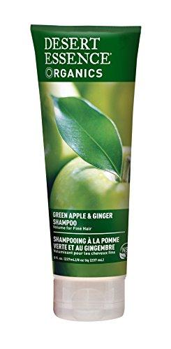 Desert Essence: Organic Shampoo Apple 8 Oz (2 (Nature Apple Shampoo)