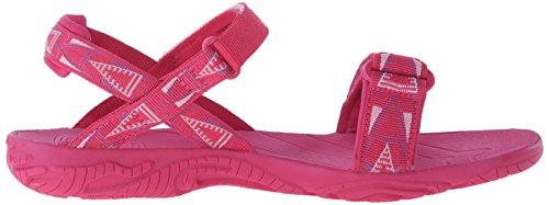 Teva Y Nova - Sandalias deportivas Niñas Pink/Pink-T