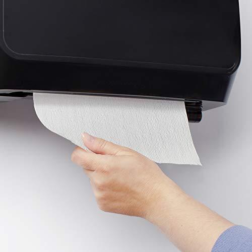 Scott 50606 Essential Plus Hard Roll Towels 8'' x 600 ft, 1 3/4'' Core dia, White (Case of 6 Rolls) by Scott (Image #4)