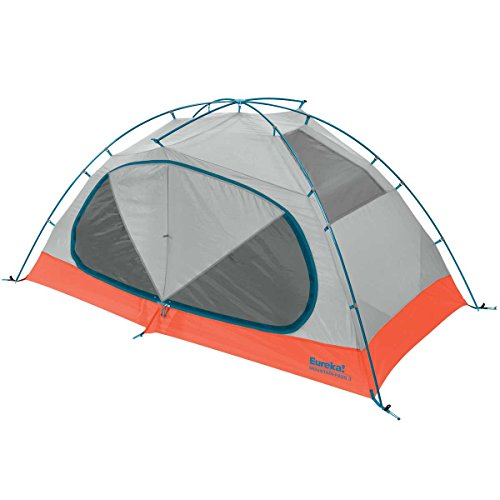 Eureka! Mountain Pass 3 Three-Person, Four-Season Backpacking Tent
